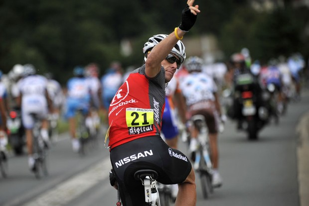 Lance Armstrong will bid farewell as a professional cyclist after the 2011 Tour Down Under in Australia