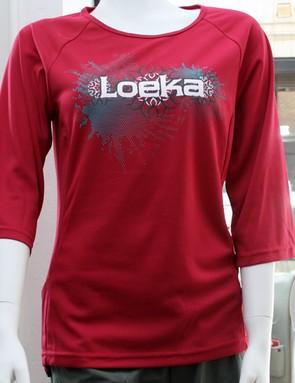 Loeka Kasista 3/4-sleeve jersey, £49.99