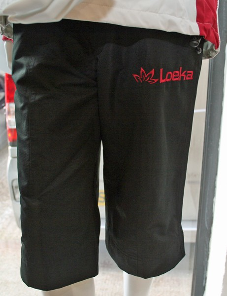 Loeka Kalim Shell shorts