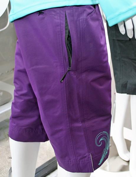 Loeka Cascade Freeride Foliage shorts, £69.99