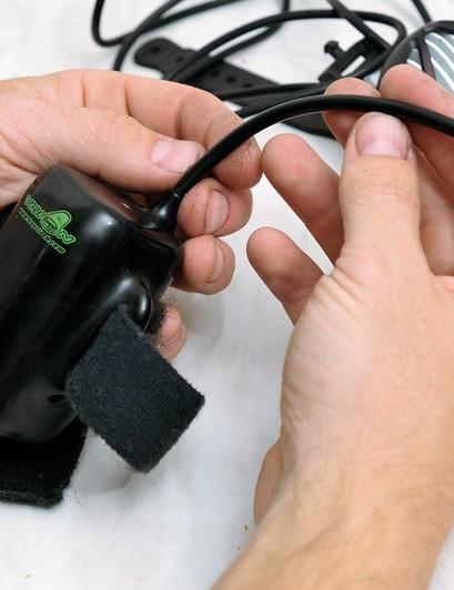 Check wiring
