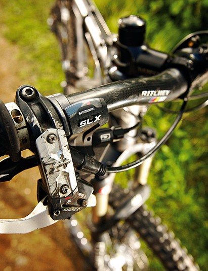 The new SLX is slicker than ever on gear changes