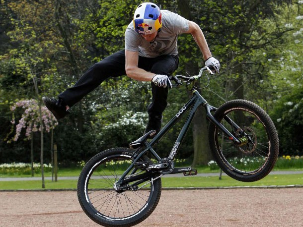 Will Danny MacAskill's new film be as jaw-dropping as the Inspired Bicycles clip that made his name?