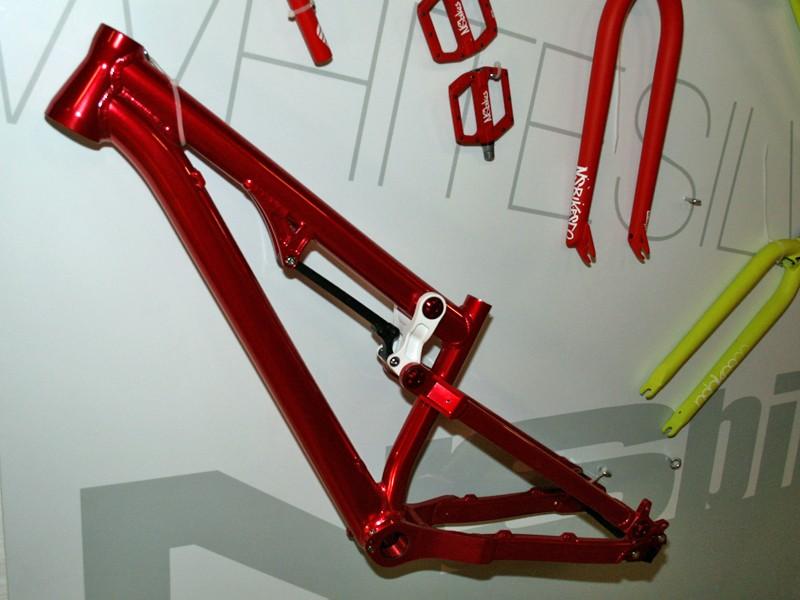 NS Bikes Soda prototype