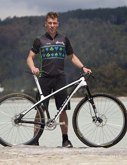 Weinberg and his winning rig