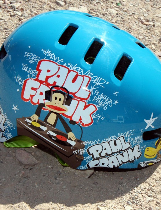 Bell are adding more Paul Frank graphics to their 2011 range