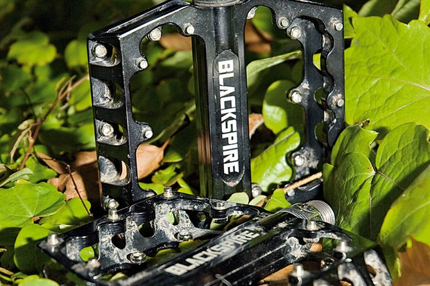 Blackspire Sub 4 Pedals