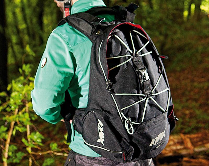 Knox Sixpack backpack