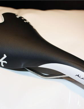 The 2011 Fi'zi:k Aliante Gamma wears a new welded Microtex cover