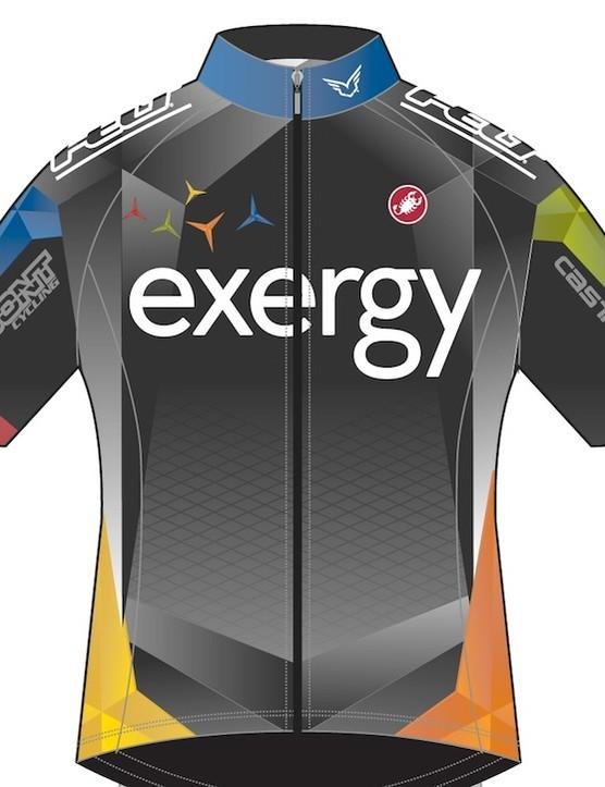 2011 Exergy jersey