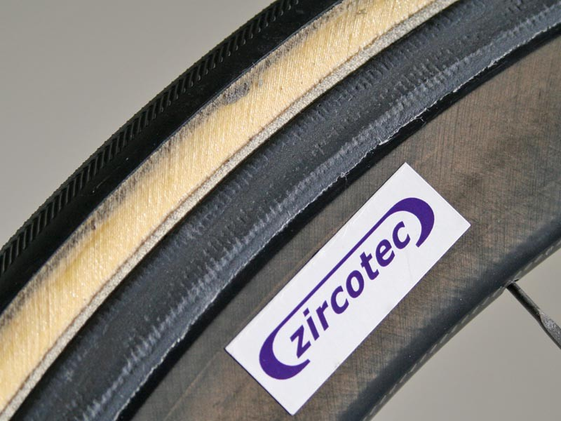 Zircotec wheel coating