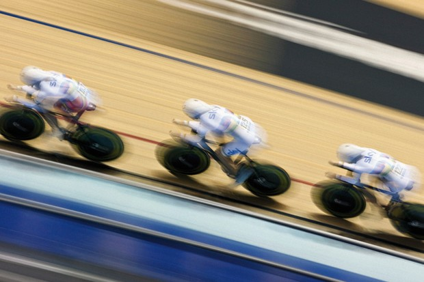 The world's best track cyclists will descend on Manchester next February for the UCI Track Cycling World Cup