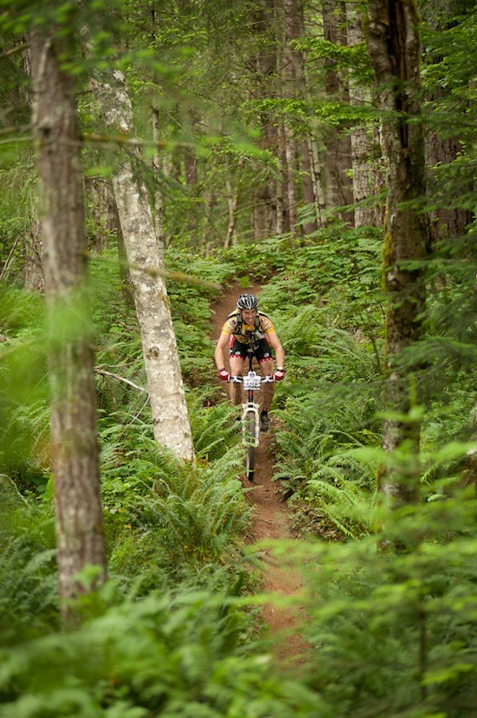 """The race is billed as the """"Ultimate Single Track Experience"""""""