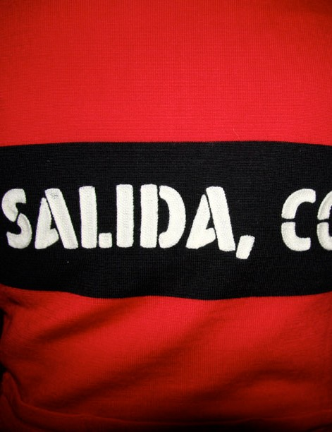 The sleepy town of Salida made the cut