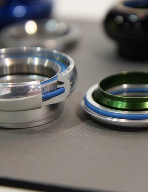 Cane Creek have switched to drop-in bearings instead of press-fit on their revamped, top-end 110 headset, saying it lends smoother movement after the cups are installed