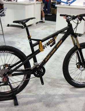 Cane Creek showed off their bits on this beautiful Nicolai