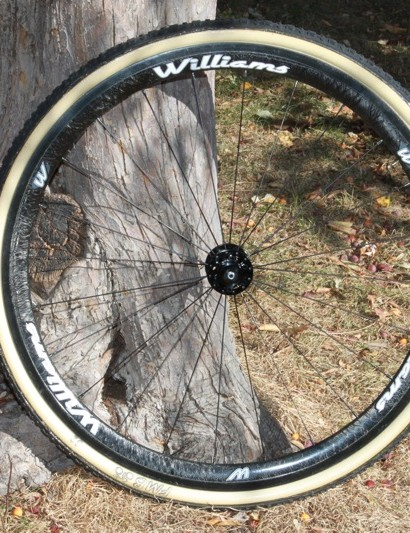 Williams cyclocross wheelset