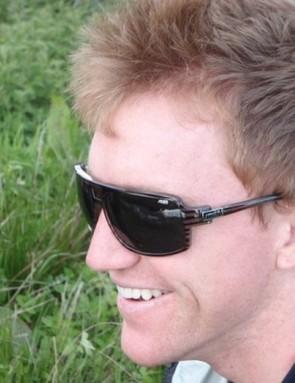 Aaron Gwin has joined Trek World Racing for 2011