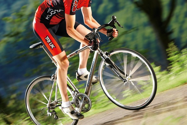 Good manners and groove-like behaviour and poise make the Zephyr ideal for long days in the saddle