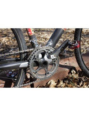 SRAM's Force BB30 crank