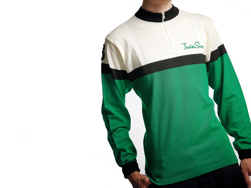 Twin Six T6 Wooly jersey