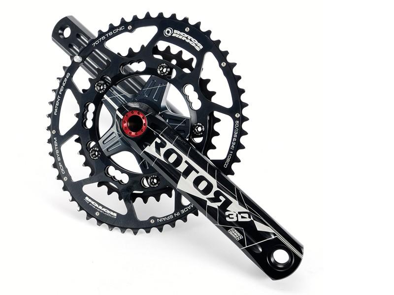 Rotor 3D Cranks