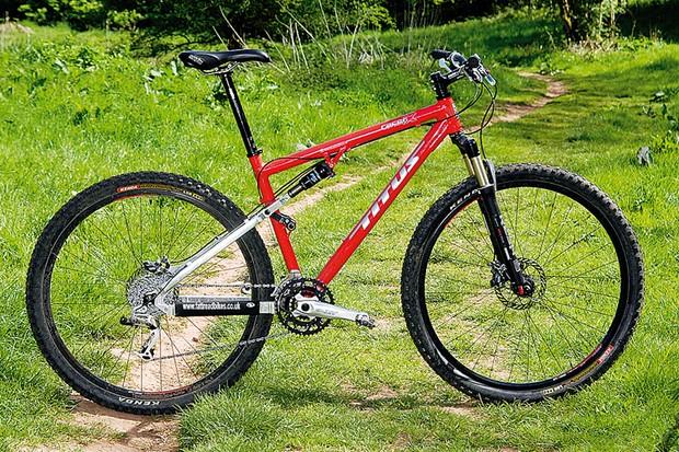Titus' Racer X 29er