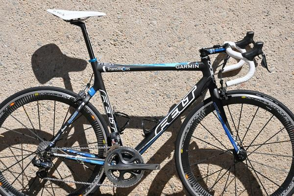 Enter your selections in the 2010 Cyclingnews reader poll for your chance to win a 2010 Felt F1 SL race bike used by David Millar (Garmin-Transitions) this season.