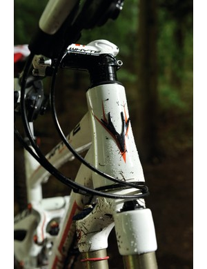 The en vogue tapered steerers  are widely accepted to  increase front end stiffness