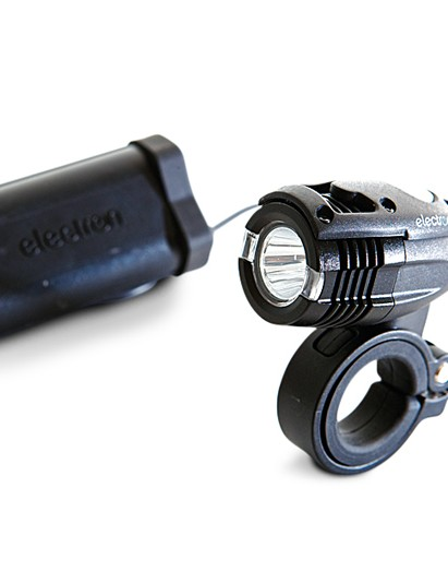 Electron Terra 1 front light