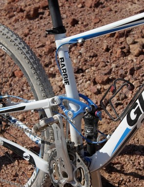 The consumer Anthem X 29er 1 will come with a completely hand polished finish
