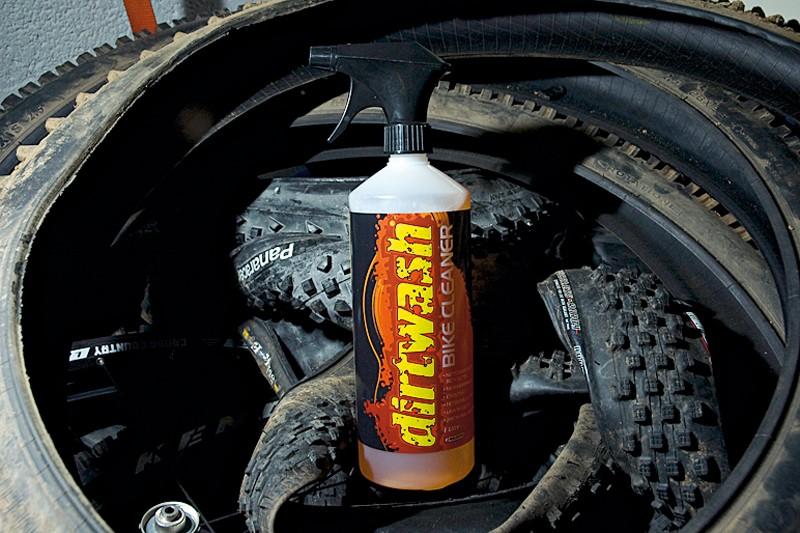 Weldtite dirt wash bike cleaner