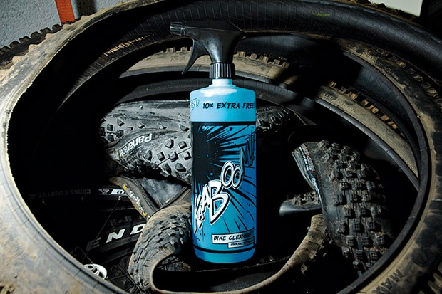KaaBoom bike cleaner