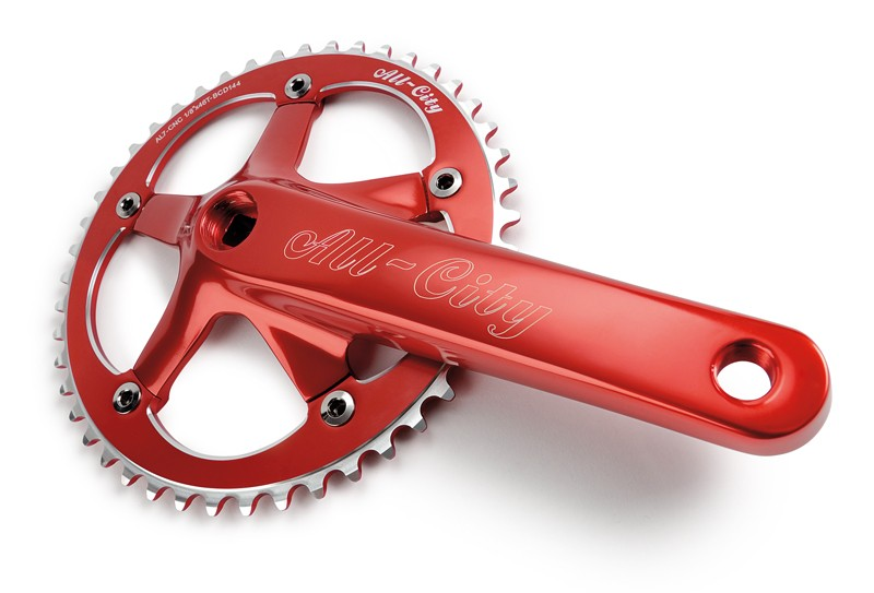 All-City 612 Track chainset