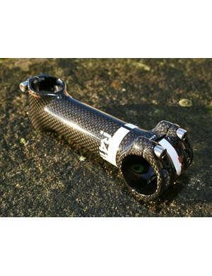 RATIO Tacto carbon-wrapped 7050-T6 aluminium stem