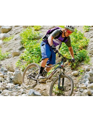 A true do-it-all bike from Norco – light, strong and capable
