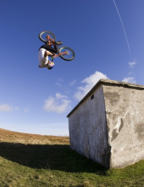 Today saw the release of Danny MacAskill's long-awaited follow-up to 'Inspired Bicycles', 'Way Back Home'