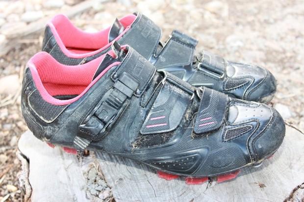 Giro's 2011 Code mountain bike shoe