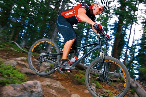 f65a99b6939 Specialized Stumpjumper FSR Expert EVO – First ride - BikeRadar