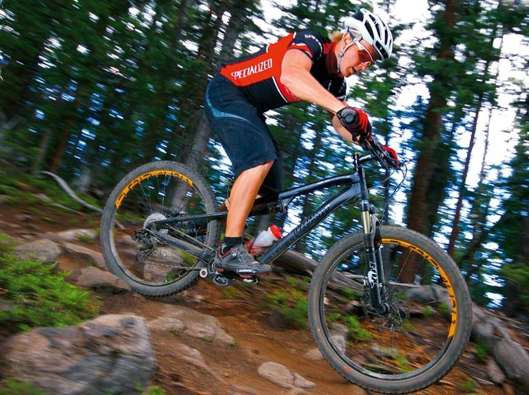 a419d8933ee Specialized Stumpjumper FSR Expert EVO – First ride - BikeRadar