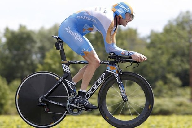 Pearl Izumi's winged time-trial suit is now the focus of a lawsuit
