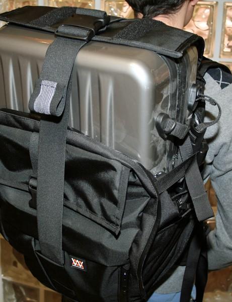 Mission Workshop Rambler backpack