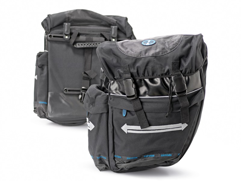 Oxford rear panniers