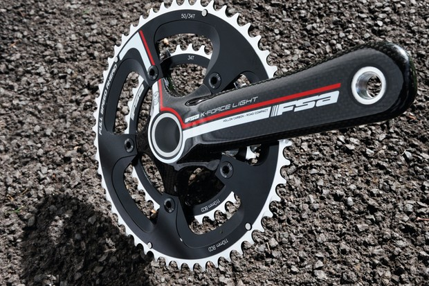FSA K-Force Light BB30 Compact chainset