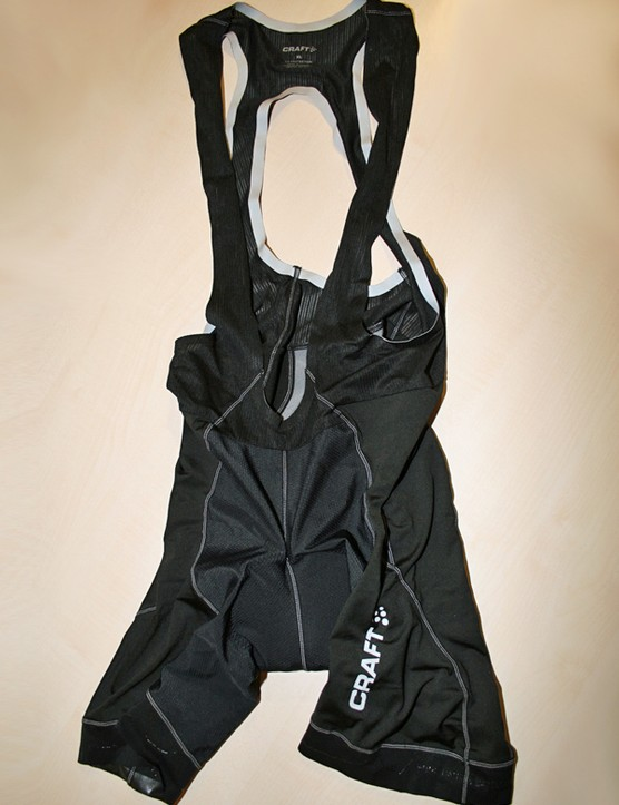 Craft Elite Attack bib shorts