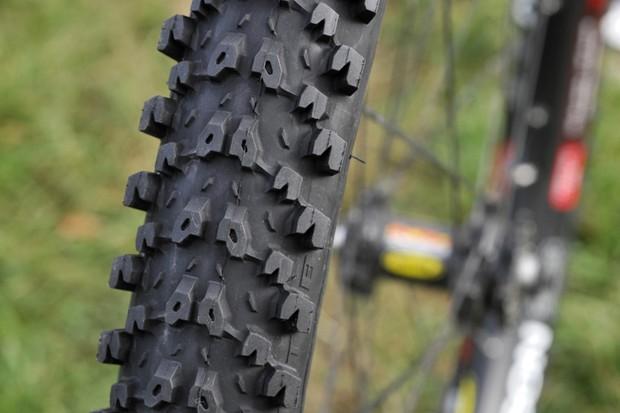 WTB Bronson TCS tyres