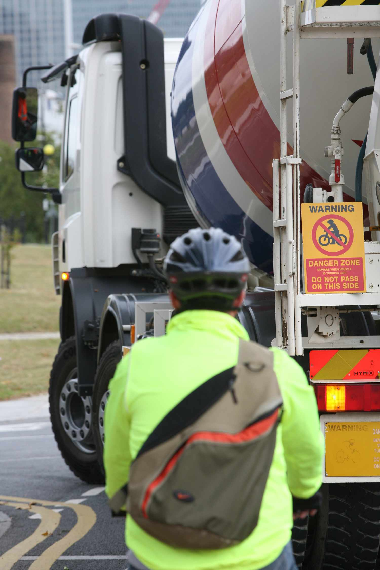 CEMEX are doing all they can to make cycling safer