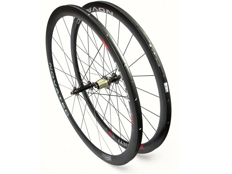 Novatec X-perti W350 wheelset