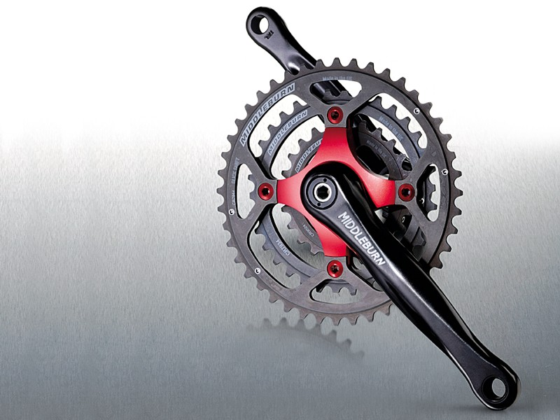 Middleburn RS8 X-Type crankset