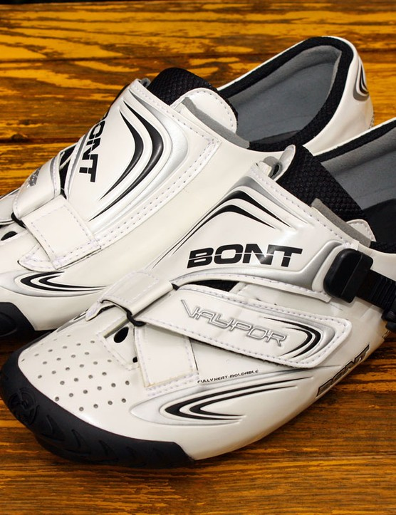 Pegagus Sports riders will be using Australian Bont shoes this coming season